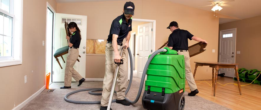 New Castle, PA cleaning services